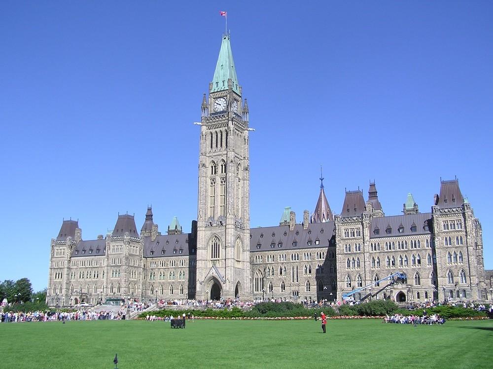 Parliament Building, Ontario, Canada  № 932219  скачать